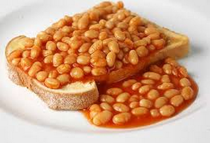 Beans on toast is your new best friend