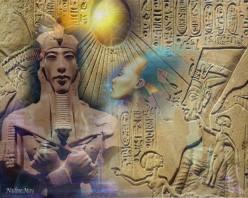 Did Akhenaton know the science of Alchemy?