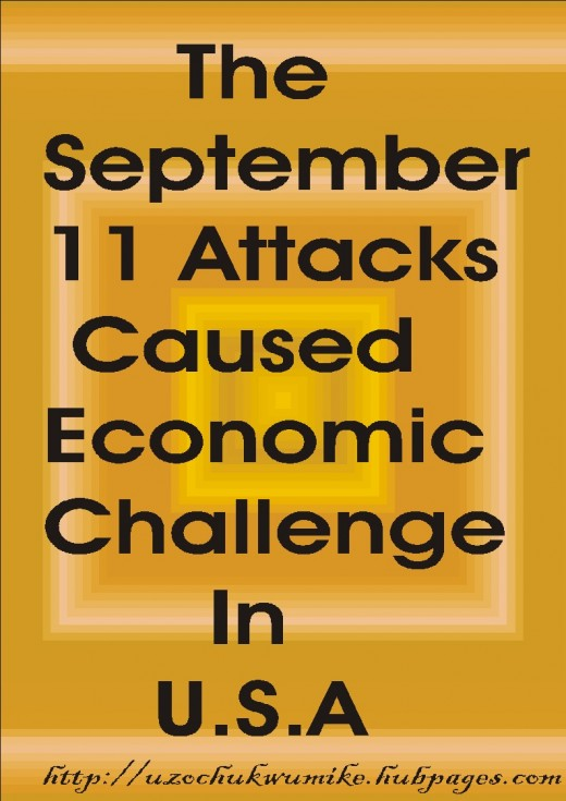 Effects of September 11 attacks on U.S economy