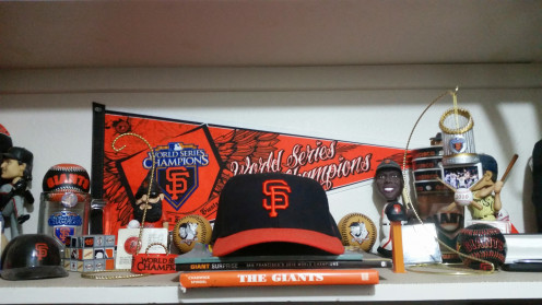 "The San Francisco Giants will always be my team. For myself and many others, that all started with Will ""The Thrill"""
