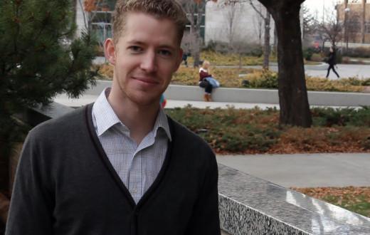 Andrew Hales of LAHWF