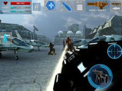 Top 5 Best FPS Shooting games for Android/iOS  2014