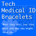 Tech Medical ID Bracelets