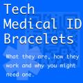Tech Medical ID Bracelets