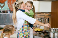 Pressures of Being a Stay-at-Home Mom