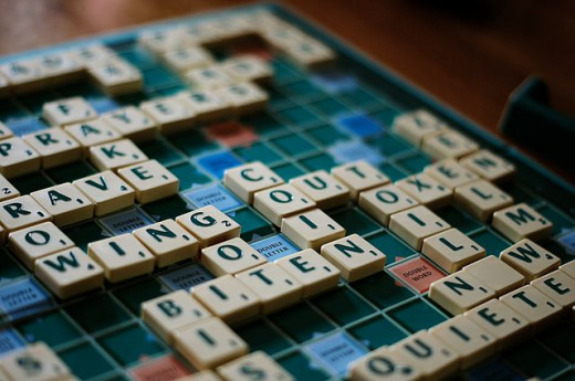 Scrabble is a game of skill and words. Trying to find a word from a jumble of letters is tricky.