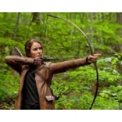 Mockingjay Bow & Arrow Set |Hunger Games Christmas Gifts