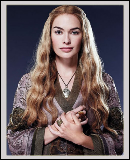 Cersei Lannister, the Queen Regent