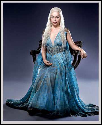 Daenerys Targaryen, the Mother of Dragons