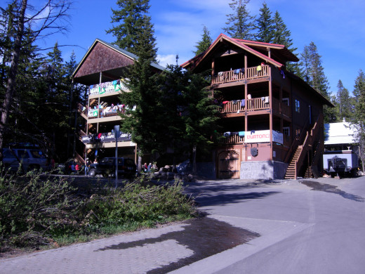 Boardwalk and Park Place Chalets