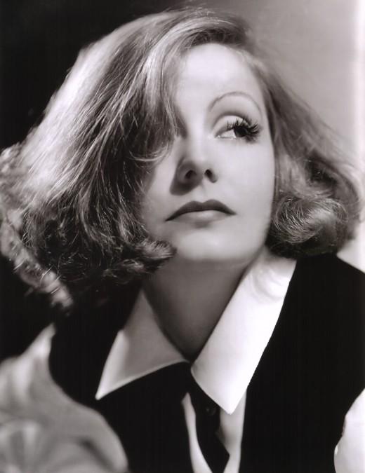 """Greta Garbo (Publicity photo for """"As You Desire Me"""" 1932)"""