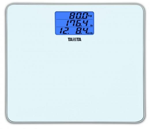 New Tanita digital scale