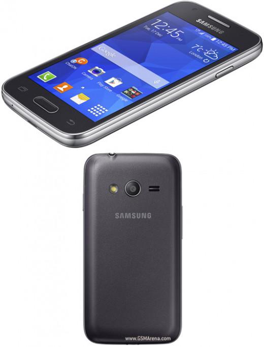 The Samsung Galaxy Ace 4.