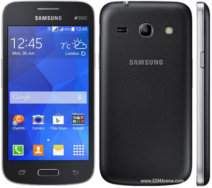 The Samsung Galaxy Star 2 Plus, which sits above the Star in terms of hierarchy.