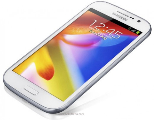 The Samsung Galaxy Grand.