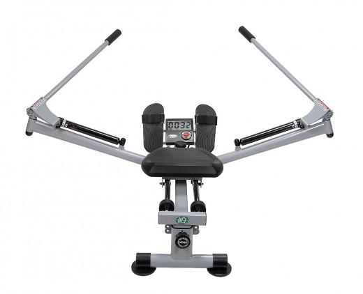 HCI Fitness Outrigger Scull Front View