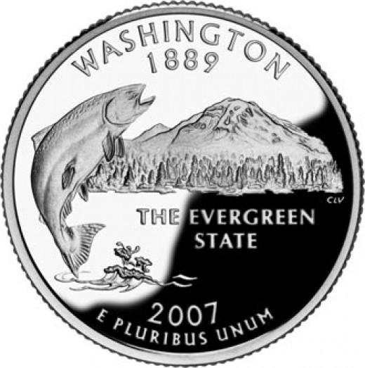 Washington, Evergreen State