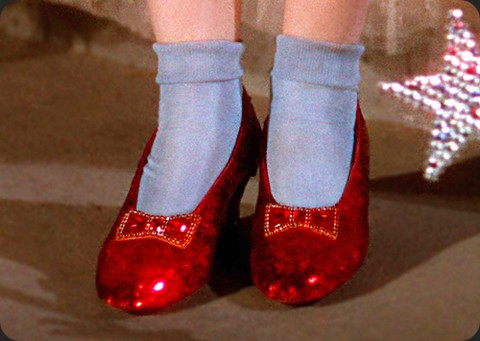 You had the power all along, Dorothy.