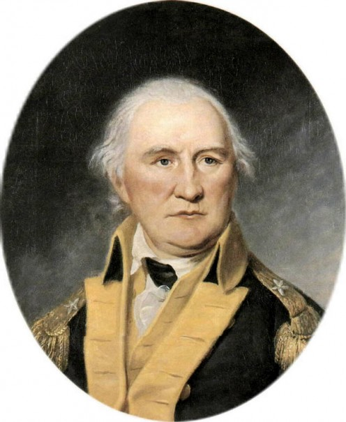 Daniel Morgan, American soldier and United States Representative from Virginia