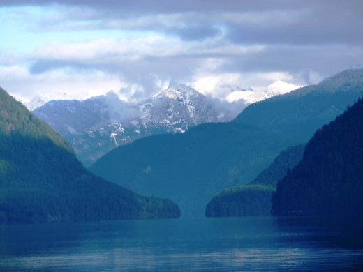 A photo I took myself while visiting Lake Alouette in Golden Ears Provincial Park, BC.