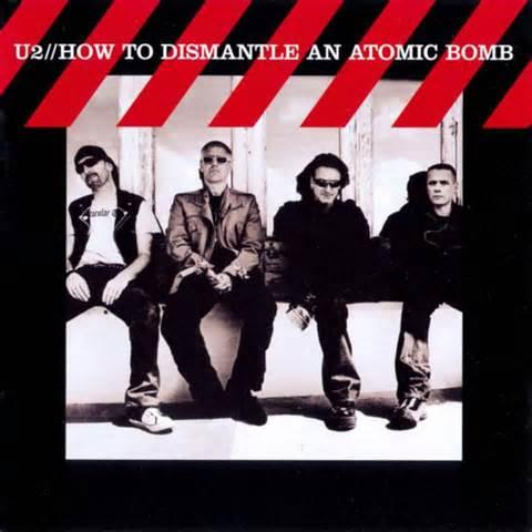 U2's How to Dismantle an Atomic Bomb Album