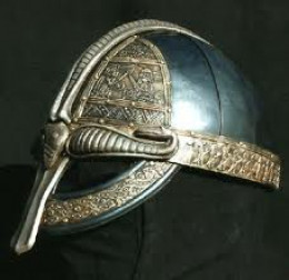 A helm fir for a king - would Knut have worn one like this in battle?