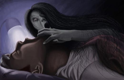 Sleep paralysis can often induce hallucinations.
