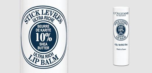 L'Occitane Shea Butter Lip Balm