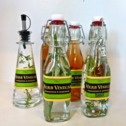 Buy the best quality vinegar you can afford.