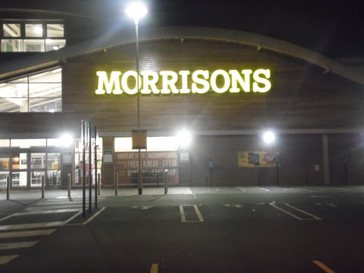 Morrisons: more passports shown than at Heathrow