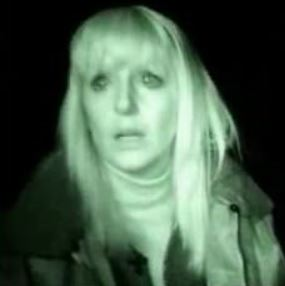 Yvette in glorious Night Vision!