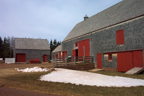 Image: Green Gables Barn