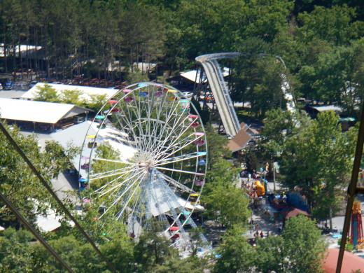 Review of Knoebels Amusement Park ~ Elysburg Pa.