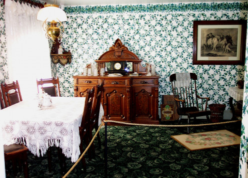 Image: Green Gables Sitting Room