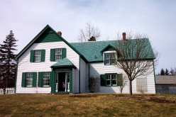 Visiting Green Gables House on Prince Edward Island in Atlantic Canada