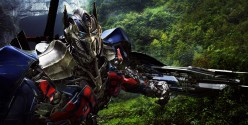 Optimus Prime of the Autobot Transformers