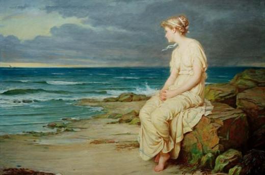 John William Waterhouse 1849-1917