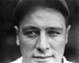 Lou Gehrig's disease comes from the famous baseball player who lost his life due to this disease.
