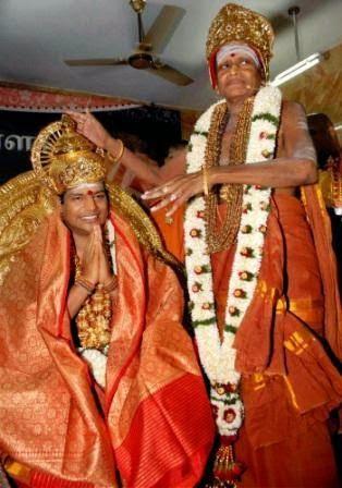 Indian Godman Nithyananda