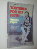 Book Review: Tortured For His Faith by Haralan Popov