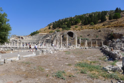 Travel to the Ancient Ephesus-Izmir (Turkey)