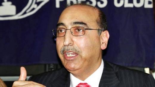 Pakistani High Commissioner Abdul Basit