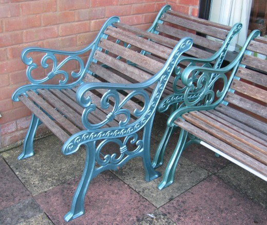 ... Chairs & Bench