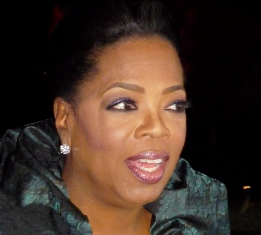 Oprah Gail Winfrey was born on January 29 1954 and is a famous television talk show host and actress