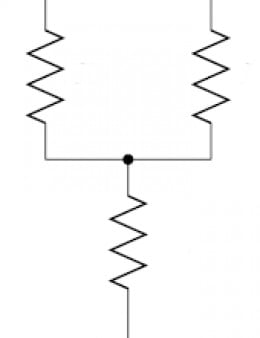 Circuits with parallel and series elements are very common.