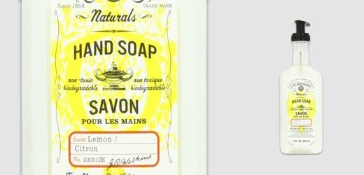 J.R. Watkins Liquid Lemon Hand Soap