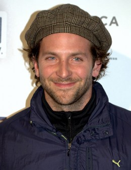 Bradley Cooper: Is this the face of Mack Bolan??