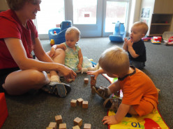 Healthy relationships between infants and caregivers