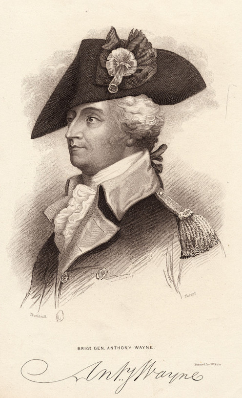 Anthony Wayne in the Revolutionary War
