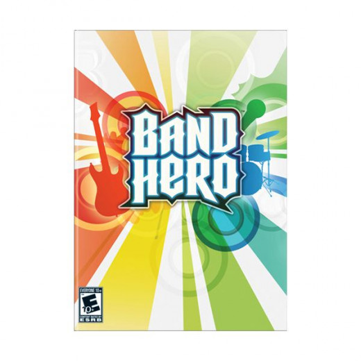 Band Hero is so much better than this
